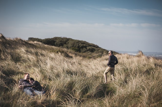 Ursula and Colin Engagement Shoot at Portmarnock Beach in Dublin by Alternative Irish Wedding Photographer (29)