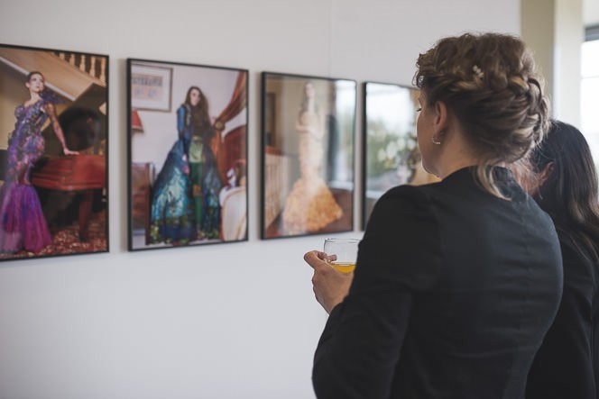 Final yeah exhibition in griffith college dublin documented by tomasz kornas alternative wedding photographer based in ireland (5)