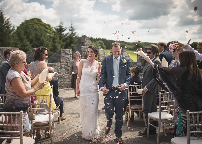 N + M ~ Beautiful Wedding in Ireland ~ Cloghan Castle ~ Preview