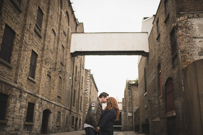 D + I ~ Pre Wedding Photography ~ Guinness Storehouse Ireland