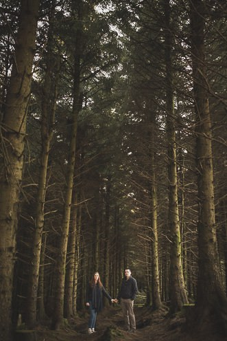 A + K ~ Pre Wedding Preview ~ Wicklow Ireland Wedding Photography