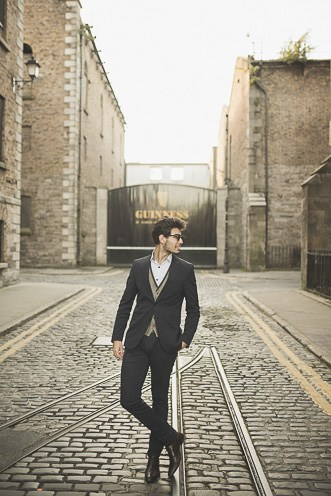 Personal Portraits ~ George & Hichame ~ Dublin Streets Ireland