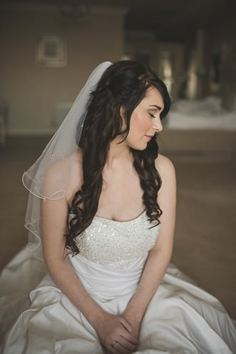 Alternative Natural Documentary Fine Art Wedding Photography Bride portraits in the Heritage Hotel Portlaoise 0001