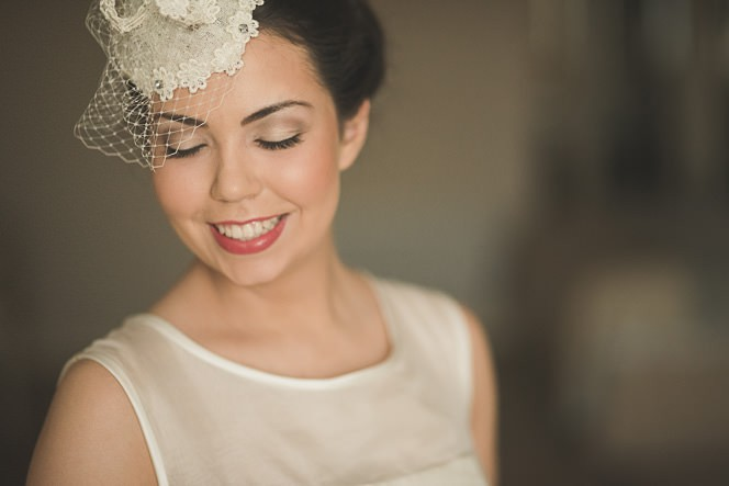 Alternative Natural Documentary Fine Art Wedding Photography Bride portraits in the Heritage Hotel Portlaoise 0012