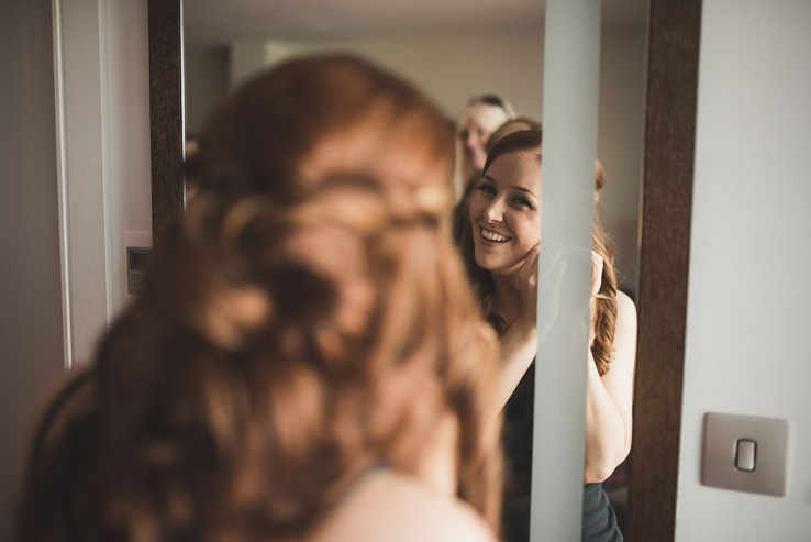A + D ~ Cliff House Hotel ~ Ardmore Waterford ~ Ireland Wedding Photos